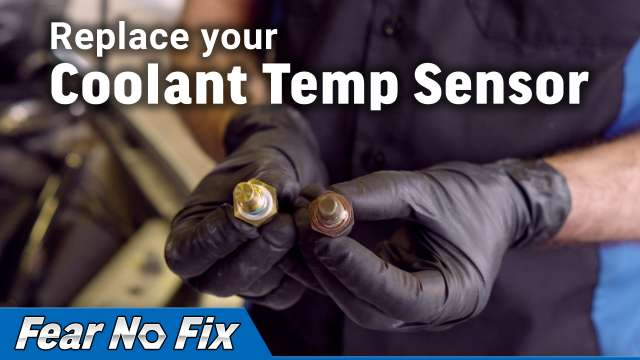 Coolant Temperature Sensor - 2009-2016 3.5L Chevy Impala